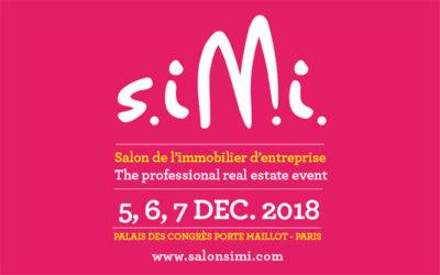 NETiKA présent au salon SIMI du 5 au 7 décembre 2018 / Stand F116 au troisième étage